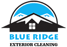 BlueRidge Exterior Cleaning Logo